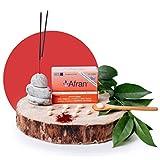 Afran® 30 comprimidos - Ayúdate a mantener el equilibrio emocional y el buen humor gracias al Safranal - Narval Pharma