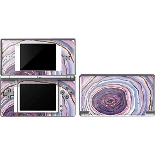 Skinit Decal Gaming Skin Compatible with DS Lite - Officially Licensed Originally Designed Lilac Watercolor Geode Design