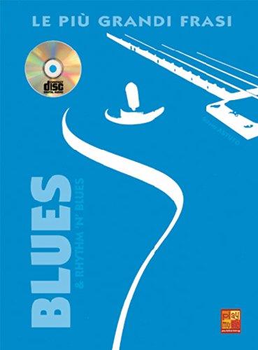 Silvio Astuto-Le piu grandi frasi Blues & Rhythm 'n' Blues-Gitarre-BOOK+CD
