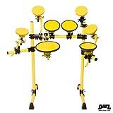 Dauz Electronic Drum Kit Custom Series (Yellow-DC)