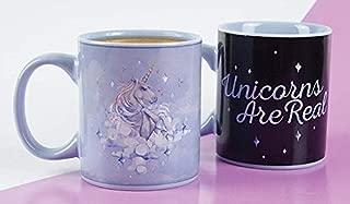 Unicorns Are Real - Heat Color Changing Ceramic Coffee Mug 10oz