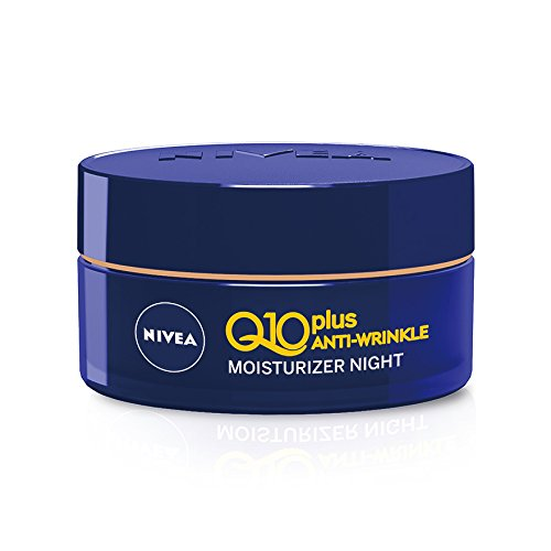 Nivea Visage Q10 Plus Anti-Wrinkle Moisturizer Night Care Cream