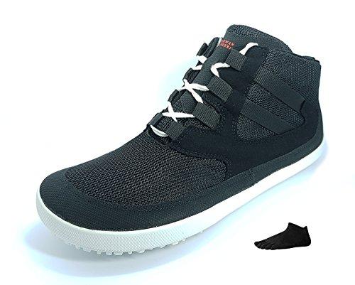 Sole Runner Naiad + Zehensocke 11005, Size:41;Color:Black/White