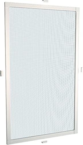 Mosquitera Fija para ventanas - Set de montaje,...