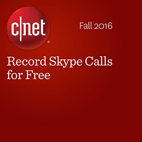 Record Skype Calls for Free audiobook cover art