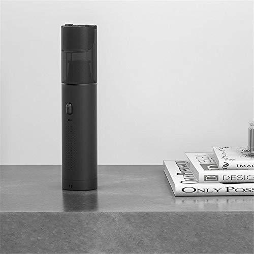 Inalámbrico Vacuum Cleaner Mano inalámbrica Aspirador Ligera 6000Pa de aspiración profunda a eliminar los ácaros de 30 minutos que dura la vida de la batería Negro Blanco Inicio Profesional De La Limp