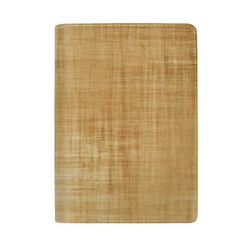 Reisepasshülle, Brieftaschen-Schutzhülle, altes Pergamentpapier, Reisepasshülle