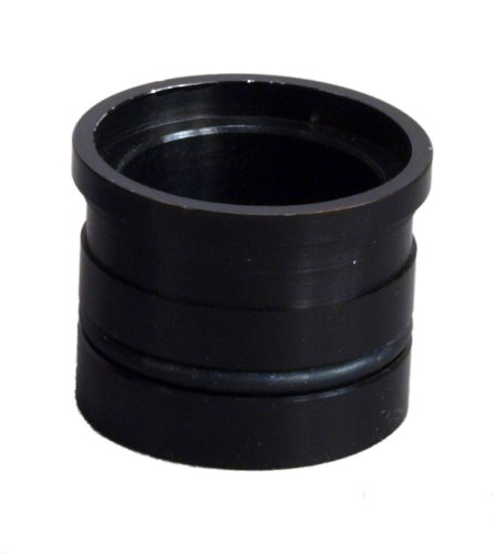 OMAX 23.2-30.0mm Eyetube Adapter for Stereo Microscope Short WD