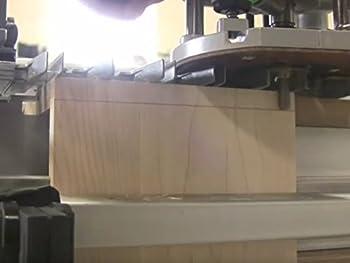 Machine-Cut Dovetails