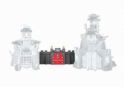 Playmobil 6351 Verbindungsmauer Asia-Drachenburgen (Folienverpackung)