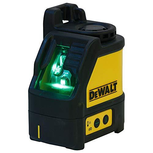 DEWALT DW088CG-XJ - Mejor Nivel láser de luz verde