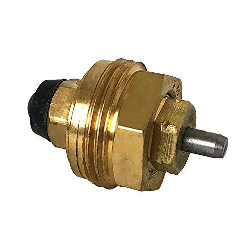 TA Heimeier Thermostat-Oberteil Standard mit Nockenkennzeichnung DN 10, 15, 2001-02.300