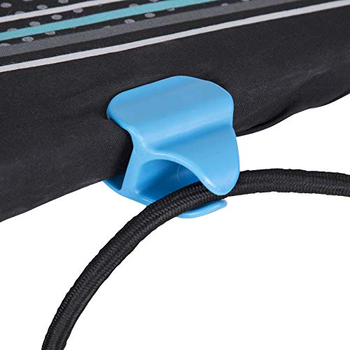 Minky Ergo Bügelbrett Bügeltisch 122 x 38 cm - Blau - 7