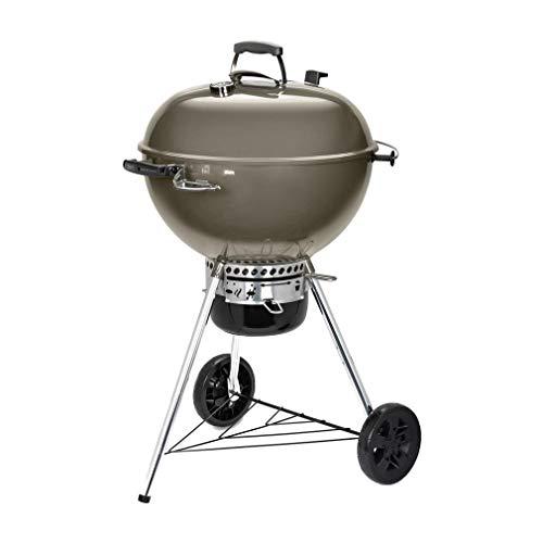 Weber GBS C-5750 Barbecue Antracite Carrello Nero, Grigio, Acciaio inossidabile