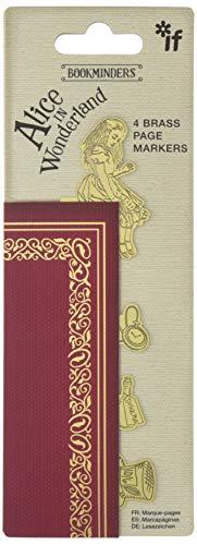 Bookminders Page Markers - Alice in Wonderland