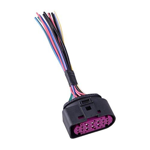 Beler 14pins Xenon HID Phare Plug Pigtail connecteur