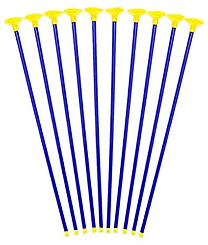 GPP Replacement Suction Cup Arrows for Archery Set for Kids (16 Pack)