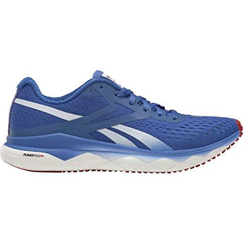 Reebok Women's Floatride Run Fast 2.0 Running Shoe - Color: Blue Blast/Legacy Red/White (Regular Width) - Size: 6
