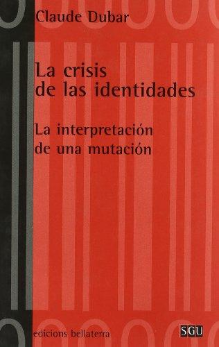 Crisis de las identidades