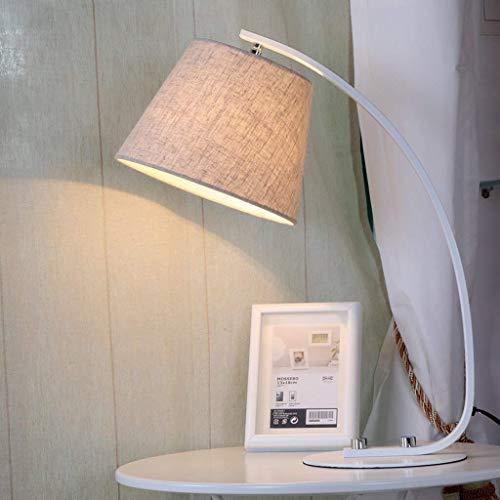 BXU-BG Lámparas de mesa, personalidad simple ojo con el dormitorio moderno de noche Estudio creativo minimalista lámpara del trabajo, luz de la noche de lectura