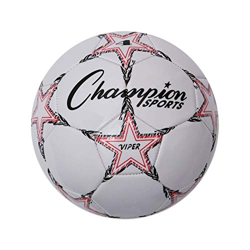 Champion Sports Viper 4 Soccer Ball