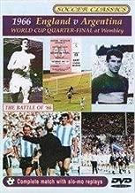 England v Argentina 1966 world cup [DVD]