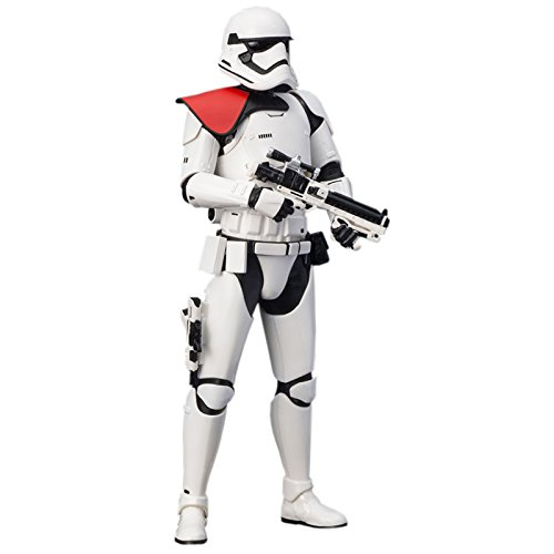 Kotobukiya - Artfx+ Star Wars Episode VII First Order Stormtrooper Figurine, 812771027380, 18 cm
