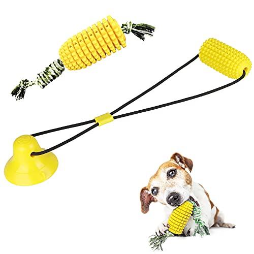 Juguetes para Perros, Zorara 2 Piezas Multifunction Pet Molar Bite Toy, Juguete Molar para Perros...