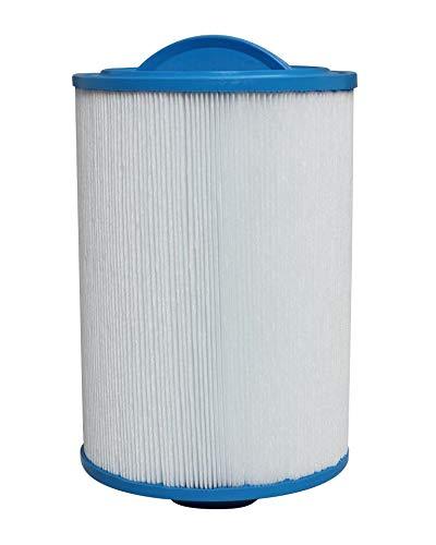 Filterkartuschen LA50 für Spa Whirlpool und Schwimmbad, Pleatco PTL47W-P, Unicel 6CH-47, Filbur FC-0315,