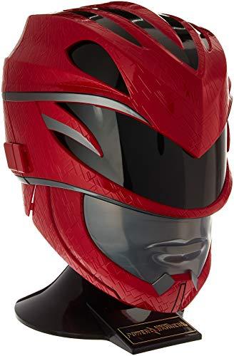 Power Rangers Movie Legacy Helmet, Red