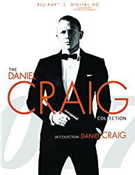 Get the The Daniel Craig Collection (Bilingual) [Blu-ray] by clicking on this image. - Jason Noel