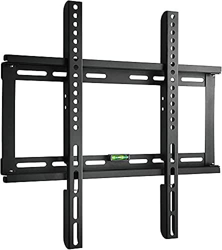 Rcsinway Soporte de pared universal de TV grueso y ajustable, adecuado para 66 - 160 cm, la carga máxima del soporte universal para TV es de 60 kg