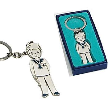 Momparler1870 Llavero niño Comunión con Caja peladillas - Pack 10 Unidades.: Amazon.es: Hogar