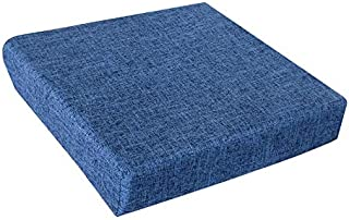 KU Syang Window Cushion, Thickened Couch Cushion Indoor Patio Bench Pads for Refurbishment, Removable Cover Included
