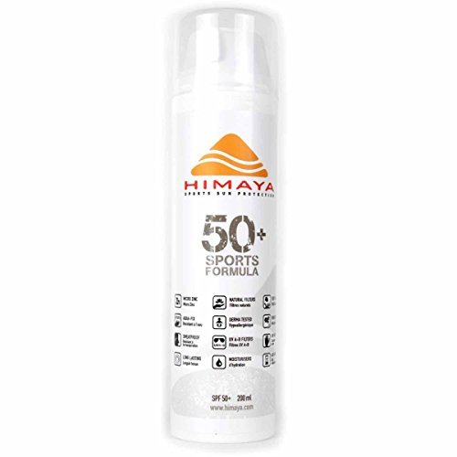 Himaya (100ml = 17,48EUR) Sports Formula Sun Protection LSF 50 / 200ml