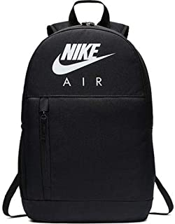 Nike Kid's Backpacks with pencil case, Black/White