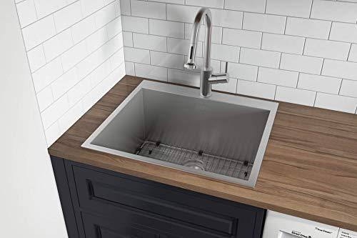 Ruvati RVU6022 Topmount Deep Laundry Room Utility Sink