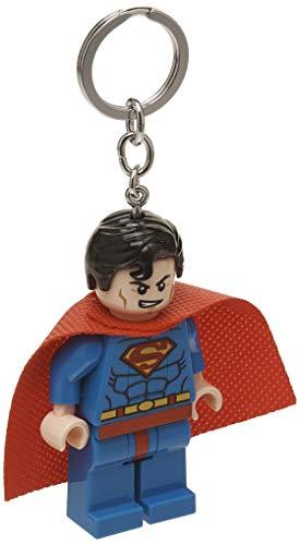 Lego Led - LG0KE39 - Super Héros - Porte-clés LED Superman