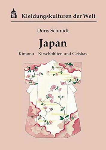 Japan: Kimono - Kirschblüten und Geishas