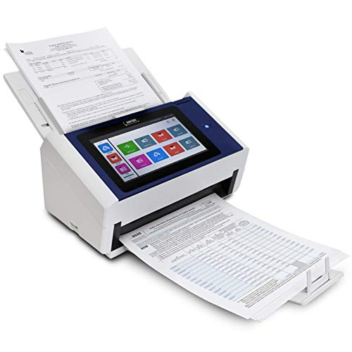 Xerox N60W Network Touchscreen Scanner