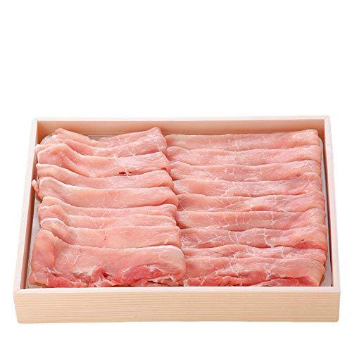 九州産 脂肪が少なく、きめが細かい赤身 黒豚モモ赤身肉 350g