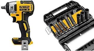 "DEWALT DCF890B 20V Max XR 3/8"" Compact Impact Wrench (Tool Only) with DEWALT DW22838.."
