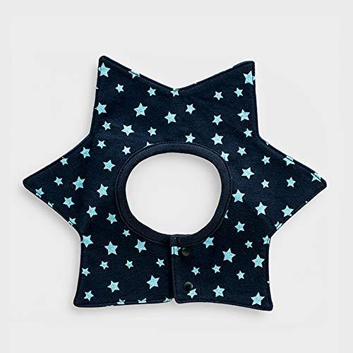 MC-BLL-Baby saliva towel 0-2 Ans bébé Coton Serviette de salive bébé 360 degrés Rotation Enfants Bavoir Gaze