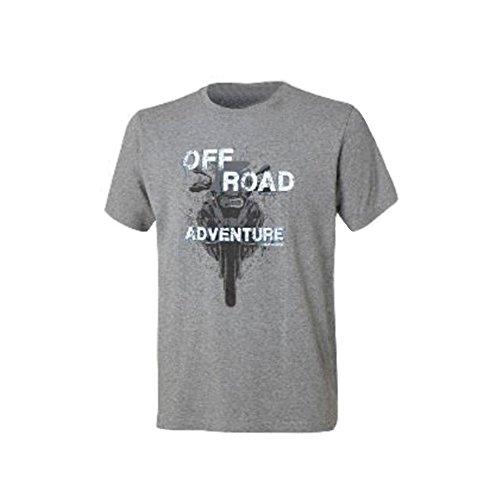 Camiseta Adventure Hombre BMW Motorrad 2018–Gris L