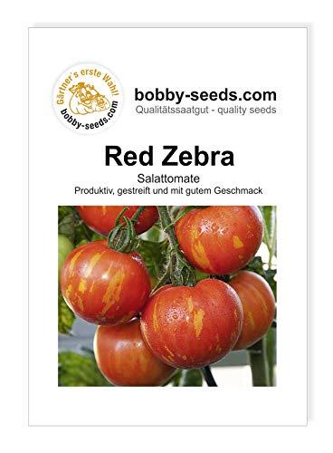 Red Zebra Tomatensamen von Bobby-Seeds Portion