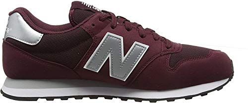 New Balance Herren GM500 Sneaker, Rot (Burgundy/GM500BUS), 46.5 EU