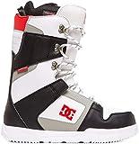DC Phase Snowboard Boots Mens Sz 10.5 Black/White