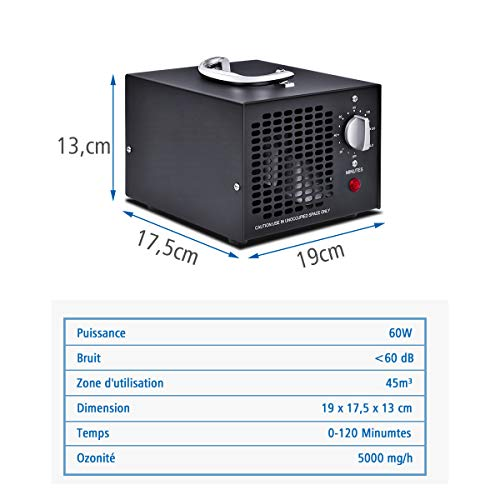COSTWAY-Upgraded-Commercial-Ozone-Generator-5000mg-Industrial-O3-Air-Purifier-Deodorizer-Sterilizer-for-Home-Office-Boat-and-Car-Black