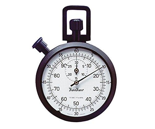 ハンハートABSアナログストップウォッチ 30分計 (1周60秒) /3-6930-04