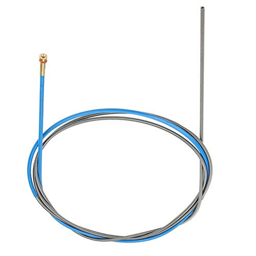 Dispositivo de soldadura de 3,2 m / 5,1 m, manguera de alimentación de alambre para Binzel 24KD MIG/MAG material de consumo (3,2 m)